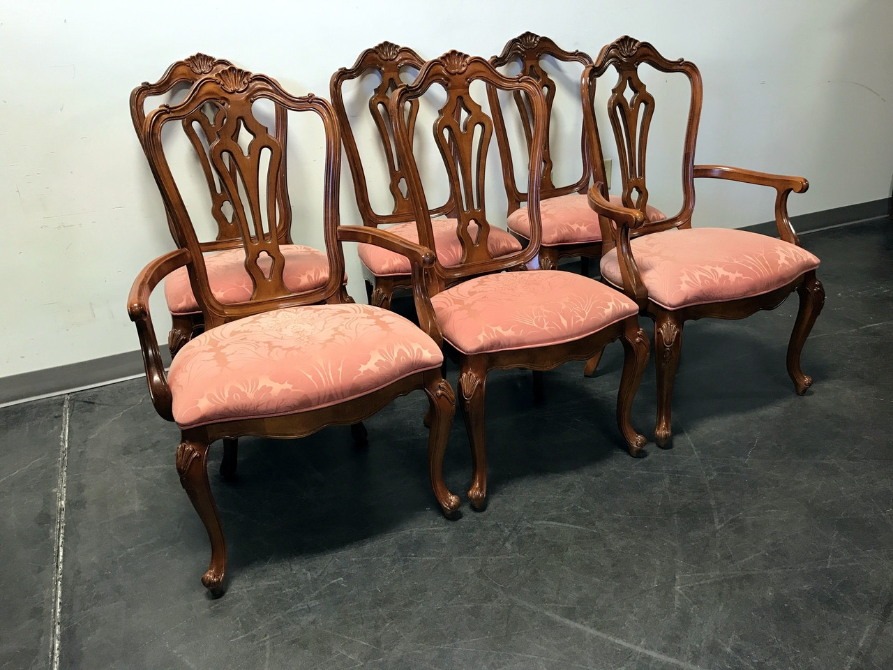 sold out century furniture co french country dining chairs set