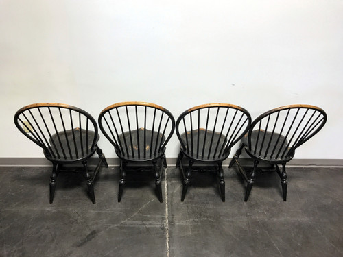 ... SOLD OUT   DR DIMES Balloon Back Windsor Chairs   Set Of 4 ...