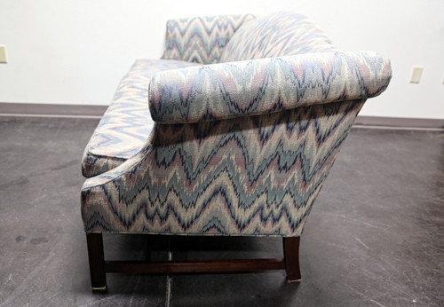 ... SOLD OUT   Chippendale Style Mahogany Camel Back Sofa Settee By Conover  Chair Co ...