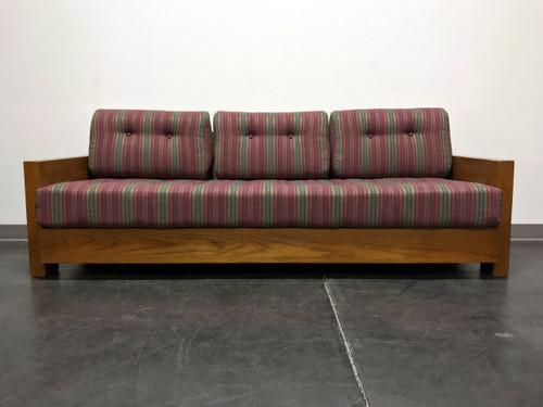 Genial Mid Century Modern MCM Wooden Frame Sofa ...