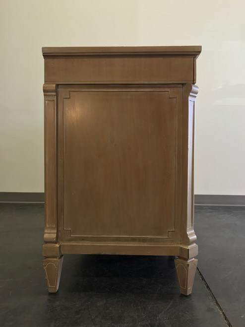 ... Mid 20th Century Sideboard Credenza By Thomasville 1959 With Pickled  Finish ...