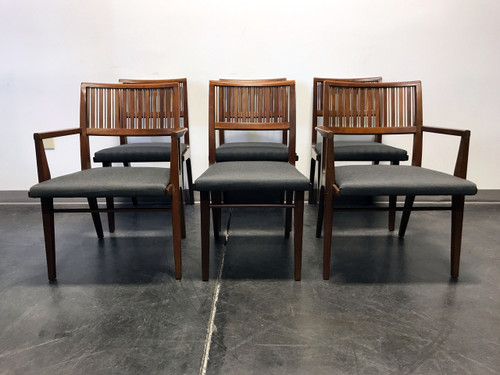 ... DREXEL COUNTERPOINT Mid Century Modern Mahogany Dining Chairs   Set Of 6