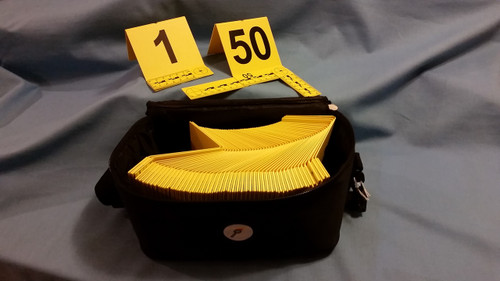 Evidence Tents with Foldable Metric Scale & Backpack Investigation Kit - Fire Investigator Supply