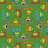 TMNT Knit by Springs Creative