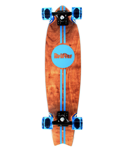 THE SWALLOW TAIL 32″ IN WOODSTAIN