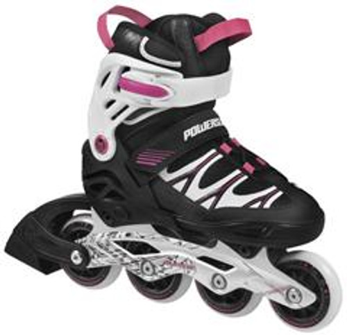 Powerslide Phu Fun Pink Adjustable Inline Skates