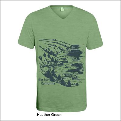 Big Sur Coast T-shirt