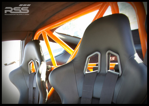 """• Fits ALL 996 & 997 MK1 & MK2 Models Including GT3 & GT3 RS; • 1.5"""" Steel Tubing, .095 Wall Thickness; • Bolts To Front/Rear Seatbelt Mounts; • Mig Welded, No Sleeved Tube Connections; • Flawless Fit To Interior Profile; • Retains Full Function of Most Seats; • Offers Harness Connection Points & Motorsport Looks; • Available in Standard Black (30), White (32), or Raw (00) (unfinished - ready for paint match); • Easy Bolt-In Installation – No Drilling Required; • Handmade on Location in Southern California, USA; • Will Fit In Vehicles with Sunroof; • Please Enter Color Choice in Comments Section in Shopping Cart; Note: WILL FIT On Models with Bose® Rear Subwoofer.; Note: Rollbar Ships On A pallet, We Will Contact You with Final Shipping Quote Via FedEx Freight. Typcial Shipping rates range from $200-$300 withing Continental USA."""
