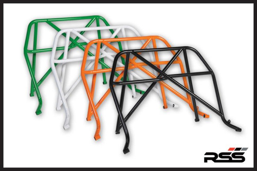 901/34 4pt. Harness Bar (996/997 Coupes) Finish: Red