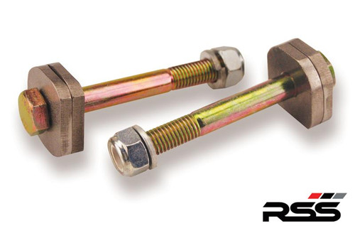 333 Rear Toe Alignment Locking Plates (986, 996, 987, 997, 981, GT4)