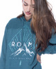 Roam French Terry Oversized Sleep Hoodie