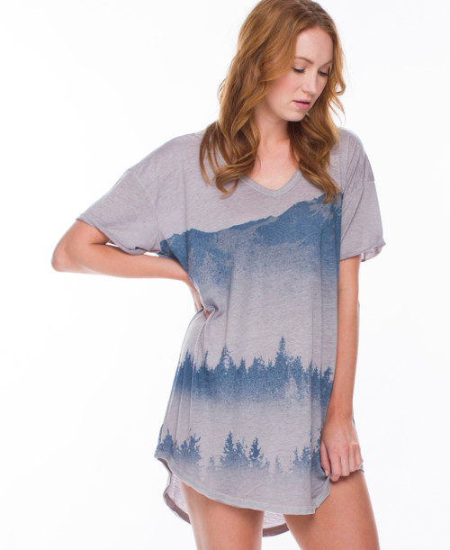 Mountain Nightshirt
