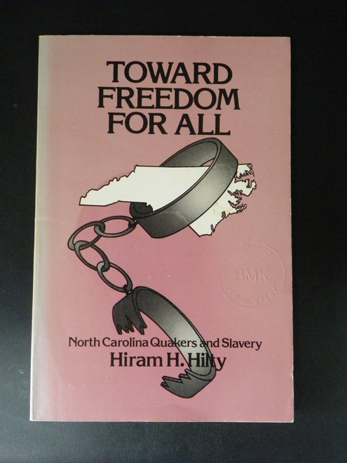 Toward freedom for All - Signed