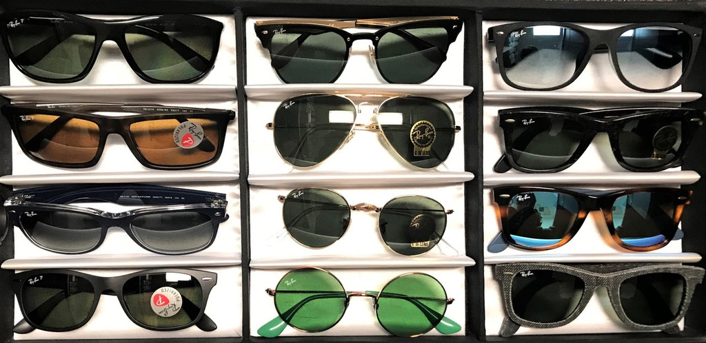 RAY BAN KIT#36 (12 -PC KIT) PREMIUM SUN KIT