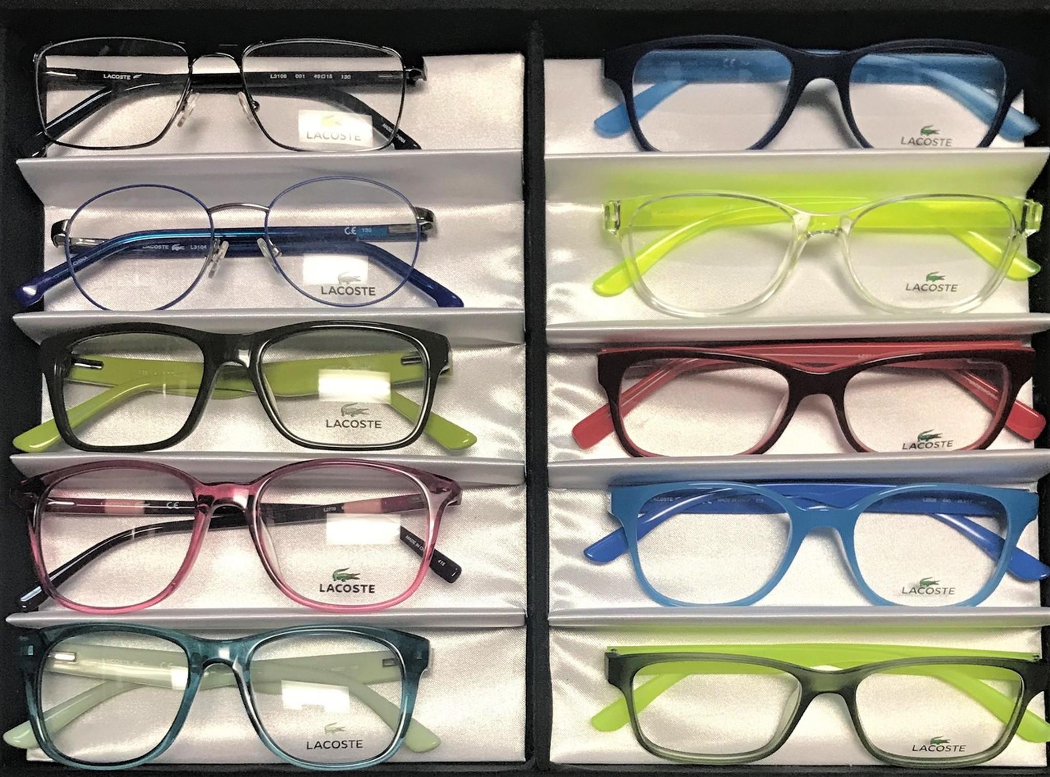 177ad893d88 LACOSTE KIT  16 (10 pc) KIDS KIT - Wholesale Eyeglasses