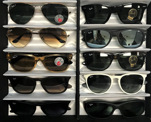 RAY BAN KIT#27(10 -PC ) SUN KIT