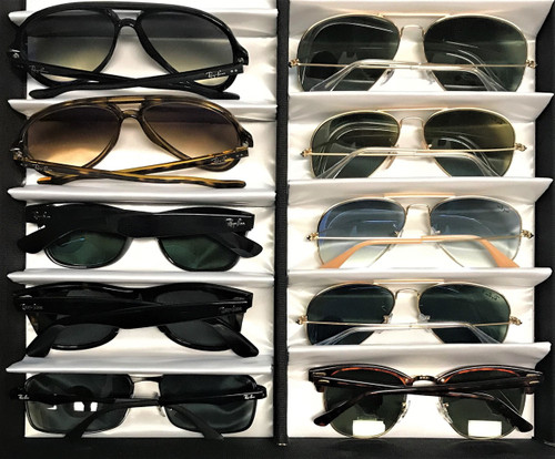 RAY BAN KIT#28(10 -PC ) SUN KIT