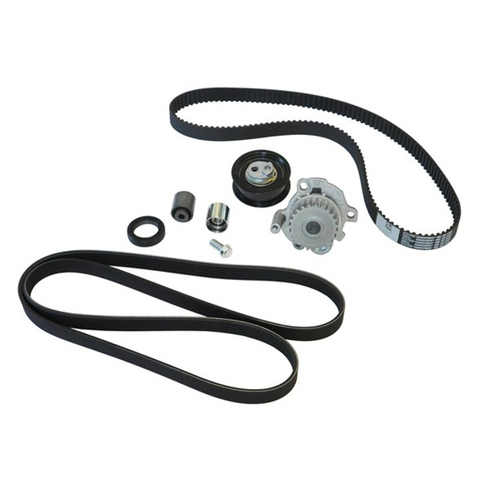 Timing Belt Kit, 2.0t FSI, BPY/BWT