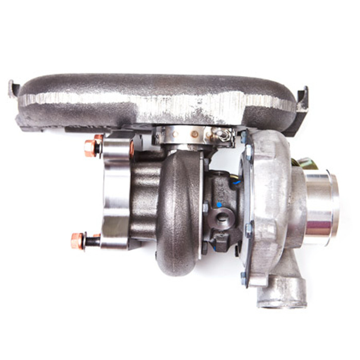 500HP - GT3076R-WG Stock Location Turbo & Manifold for 2.0T FSI / TSI Models