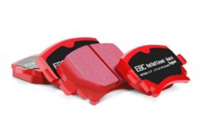 EBC Redstuff Brake Pads - B8 A4/ A5 - Rear - DP31988C