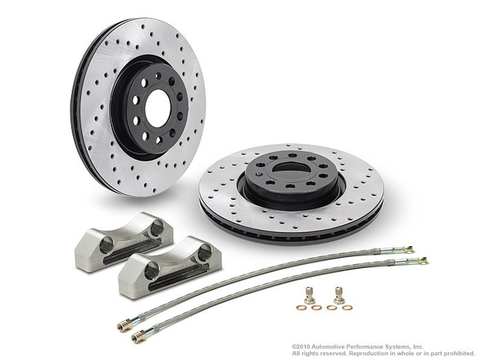 "12.3"" BIG BRAKE CONVERSION KIT - 99.10.89D"