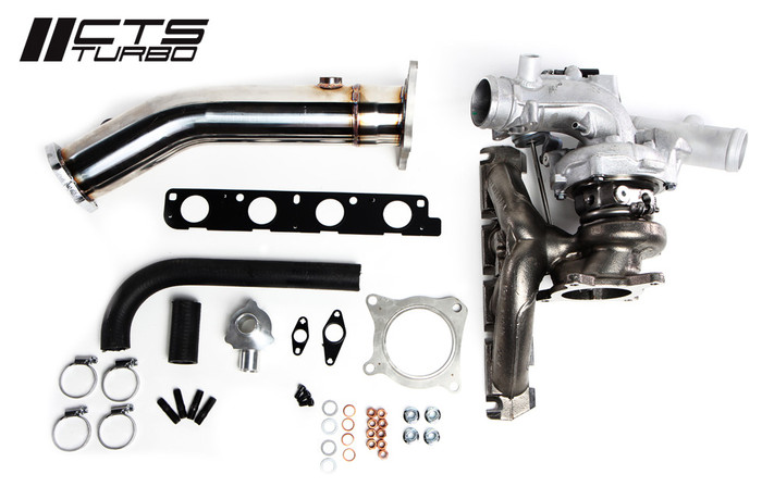 CTS Turbo B7 A4 2.0 BorgWarner K04 Turbo Upgrade Kit - CTS-B7-2.0TSI-K04KIT