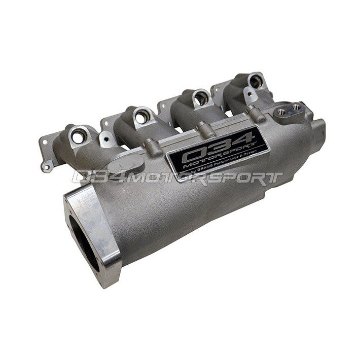 034 Motorsport High Flow Intake Manifold, Transverse 1.8T, Large Port