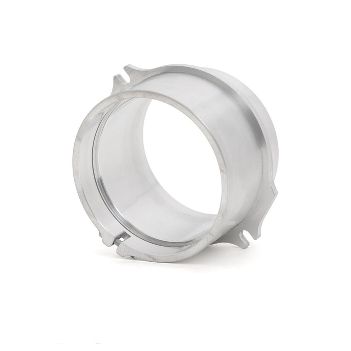 034 MAF Housing Adapter, 2.7T Billet 85mm Housing to RS4 Airbox
