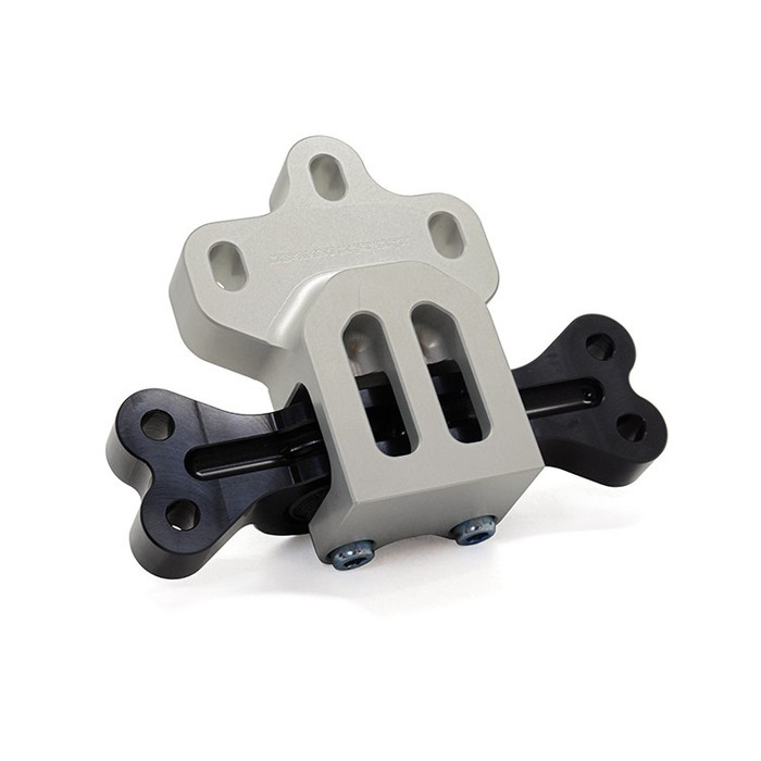 Engine/transmission Mount Pair, 2.0T, Billet Aluminum