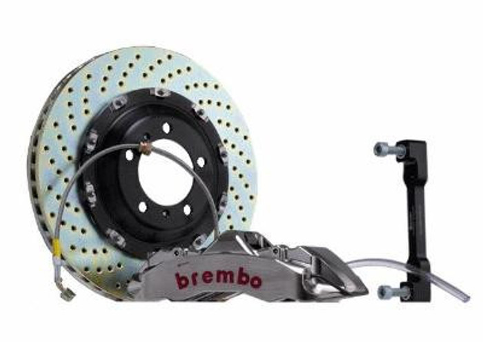 Brembo GT-R BBK 6-Piston 380mm - 1N1.9011AR 1N2