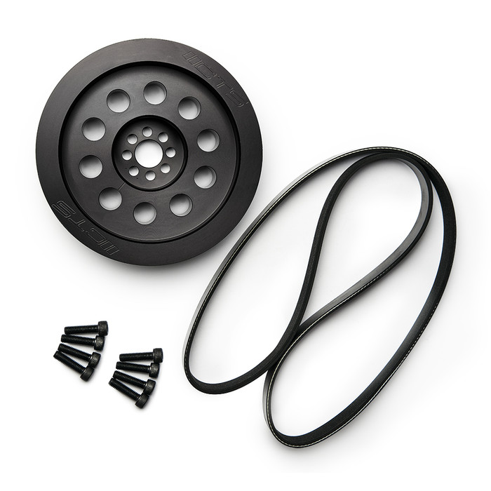 CTS Turbo Crank Pulley Upgrade (180mm) - 3.0T V6