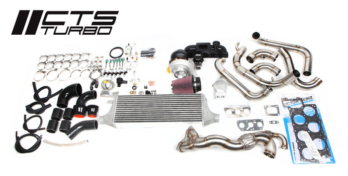 CTS TURBO MK4 R32 STAGE 3 TURBO KIT