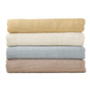 Luxury Rayon from Bamboo Woven Blanket by BedVoyage