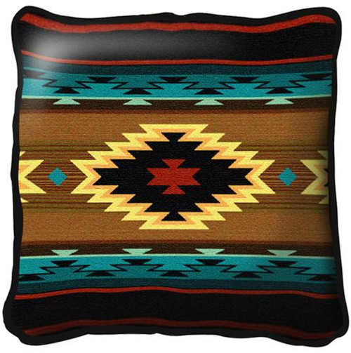 Anatolia Southwest Geometric Pillow