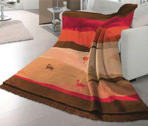 Biederlack Desert Sunset Blanket