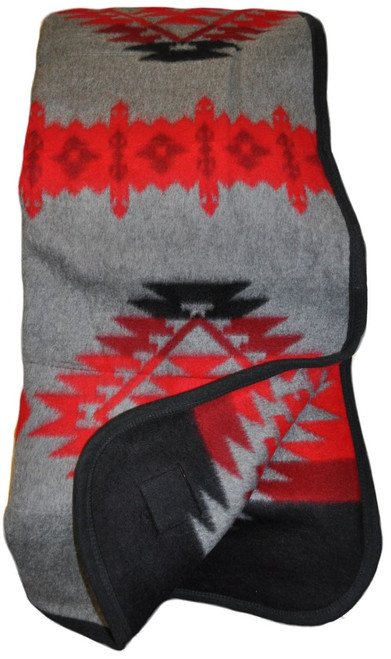 Cabin Fever Pueblo Twin Blanket
