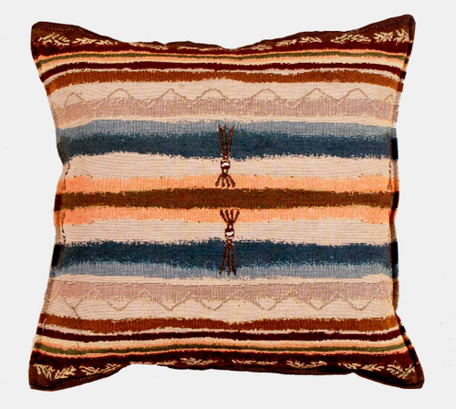 Cimarron Tapestry Pillow, Cimmaron Tapestry Pillow