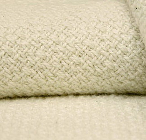 Organic Cotton Crepe Weave Twin Blanket TW-CP-1