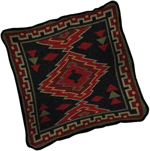 Taos Tapestry Pillow