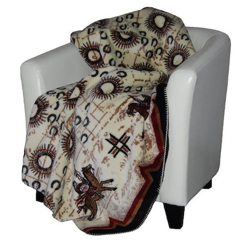 War Records/Black #223 60x70 Inch Throw Blanket