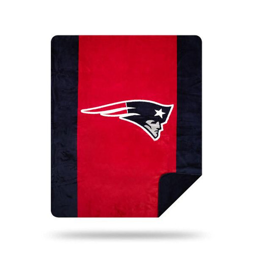 New England Patriots Microplush Blanket by Denali