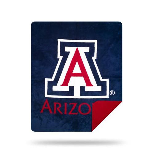 Arizona Wildcats Microplush Blanket by Denali