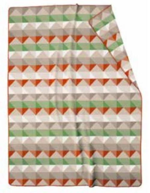 Warm Shades Impulsive Blanket by Biederlack