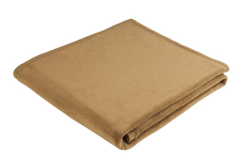 Uno Soft Camel King Size Blanket