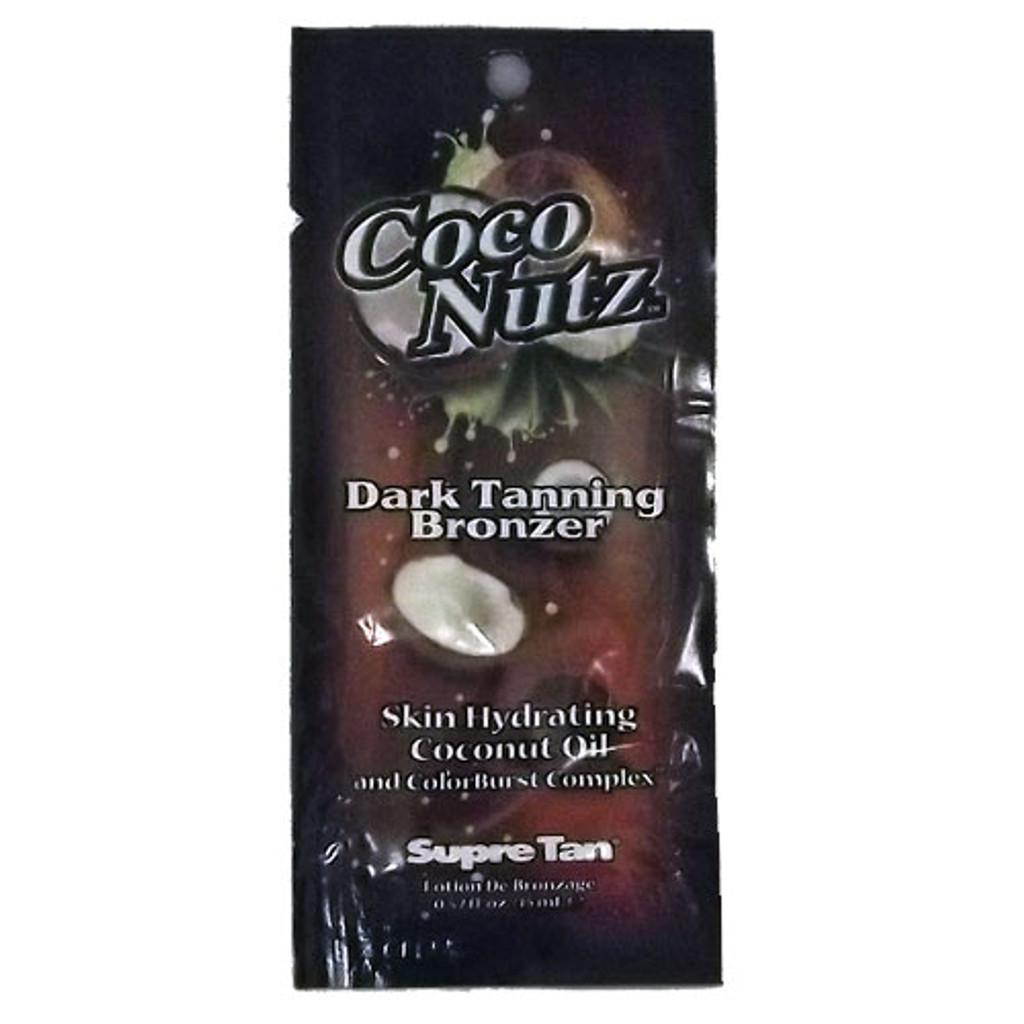 Supre COCO NUTZ Dark Bronzer - .57 oz. Packet