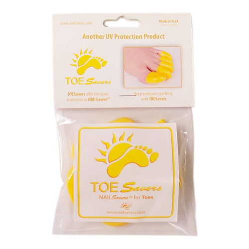Nail Savers TOE SAVERS Protective ToeNail Covers