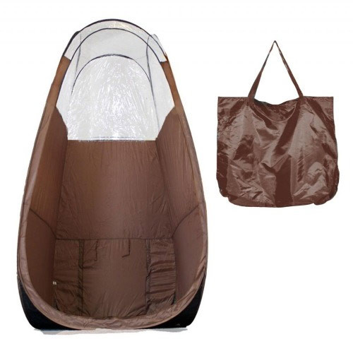Pop Up Spray Tanning Tent - Brown  sc 1 st  Tanforless.com & Airbrush Equipment $ Solutions