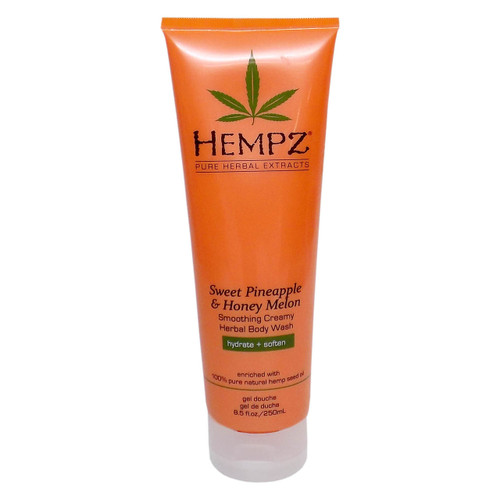 Hempz Sweet Pineapple & Honey Melon Body Wash - 8.5 oz.