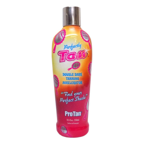 Pro Tan PERFECTLY TAN Double Dark Accelerator - 8.5 oz.