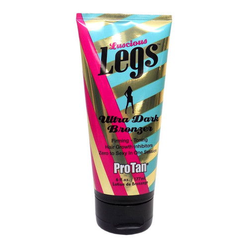 Pro Tan LUSCIOUS LEGS Ultra Dark Bronzer - 6 oz.